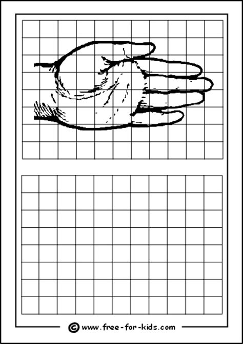 grid drawings templates printable grids for drawing
