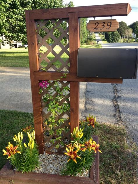 diy mailbox 17 diy mailbox ideas are sure to promote the appeal diy