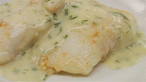beurre blanc halibut cheeks with lemon dill beurre blanc recipe text