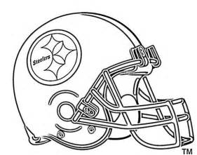 nfl coloring pages pittsburgh steelers coloringstar