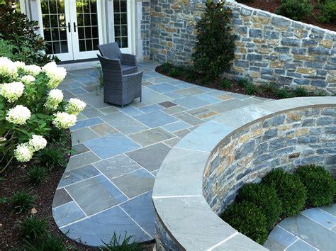 hessel stone fabrication pennsylvania bluestone patio