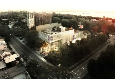 design competitions canada mnbaq quebec museum by oma e architect
