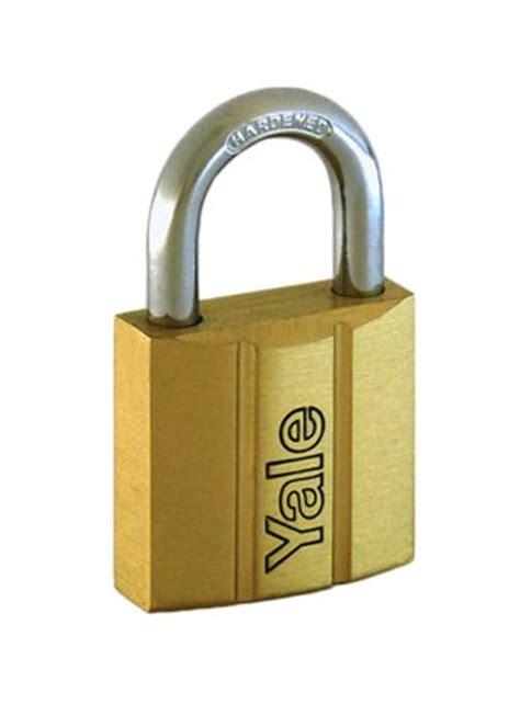 gembok yale v140 padlock v140 30 v140 30 yale 140 series brass padlock 30mm hardware