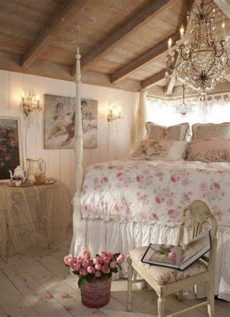 rustic romantic bedroom cottage love pinterest