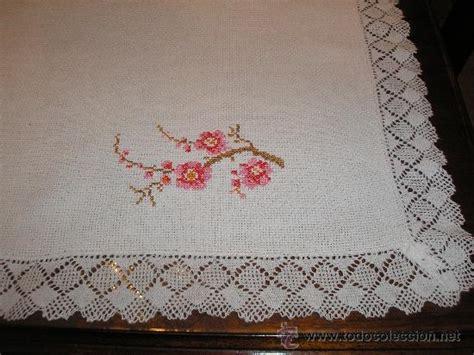 bordados rosas fasnta manteles bordados a gancho apexwallpapers com