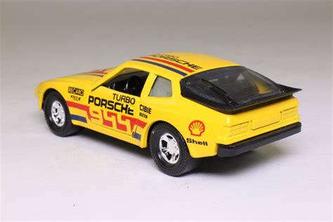 matchbox porsche 944 matchbox superkings k 157 1 porsche 944 yellow turbo