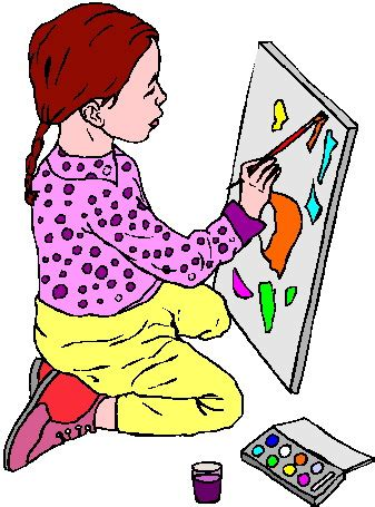 drawing and painting free free paint clipart pictures clipartix