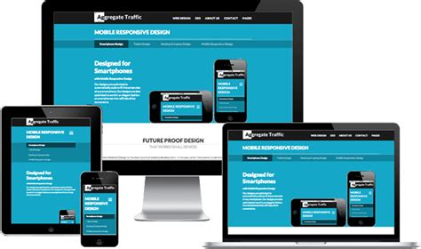 responsive design mobile width mobile responsive design aggregate traffic