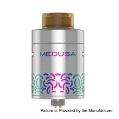 Medusa Reborn Rdta Authentic Blue pre order 3fvape