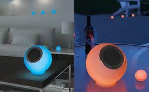 eluma lights speaker system eluma lights speaker system with 4 led balls to set the