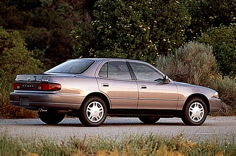 1995 Toyota Camry Recalls 1992 96 Toyota Camry Consumer Guide Auto