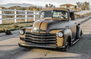 heath pinter s rescued custom classic 1950 chevy 3100