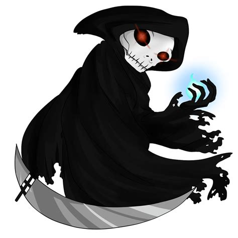 Horror Clipart free to use domain grim reaper clip