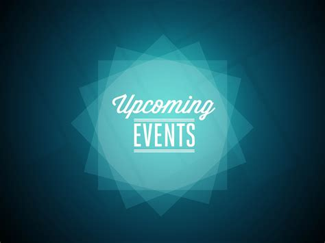 Or Upcoming Upcoming Events Cactus
