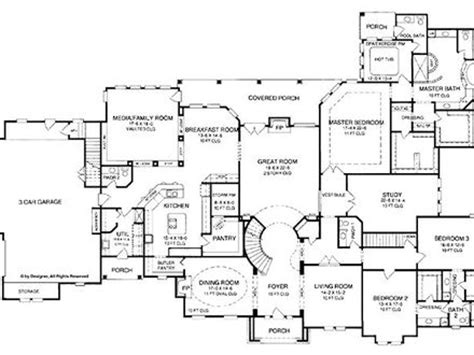 5 bedroom house plans 2 story 5 bedroom house plans 5 bedroom house floor plans 2 story
