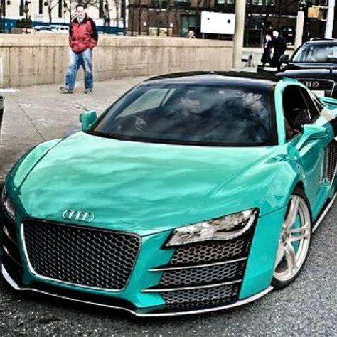 Turquoise Audi R8. Auto Pinterest Turquoise, Audi and Audi r8