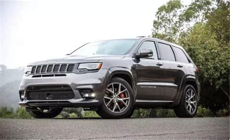 2019 Jeep Srt8 by 2019 Jeep Grand Srt Price 2018 2019 Car Reviews