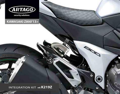 antivol u moto leclerc support k219z artago pour bloc disque 32 sensor artago