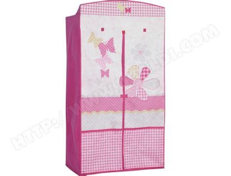 armoire pour studio armoire enfant room studio patchwork filles penderie en tissu 863570 pas cher