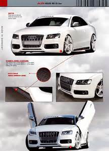 audi a5 styling accessories