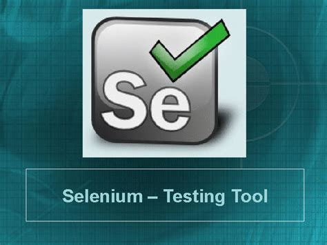 test web selenium is the best open source automation testing tool