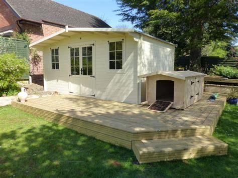 custom made dog houses summer house with decking custom made dog house traditional garden shed and