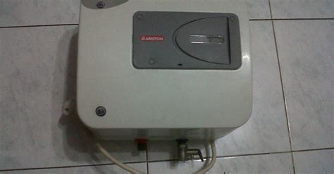 water heater ariston water heater bekas
