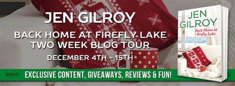 back home at firefly lake books back home at firefly lake by jen gilroy book spotlight