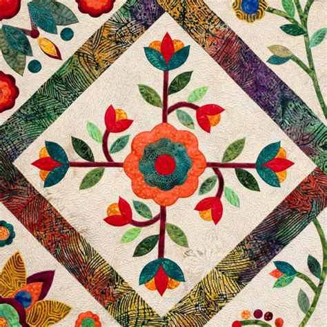 quilt pattern rose of sharon 97 best images about applique rose of sharon on pinterest