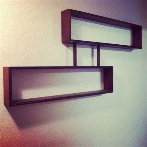 17 best images about mid century modern wall shelves on
