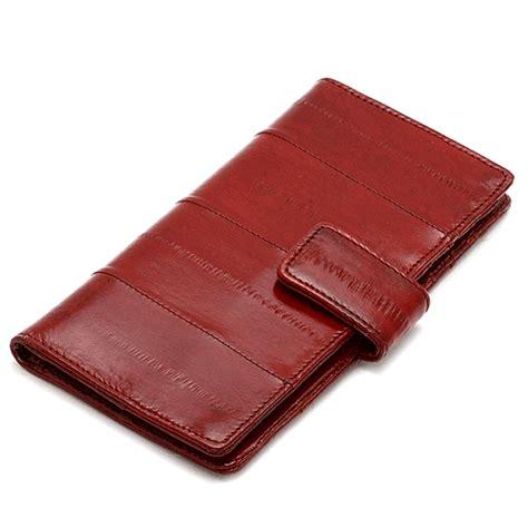 Credit Card Skins by Eel Skin Snap Closing Credit Card Wallet Wallets