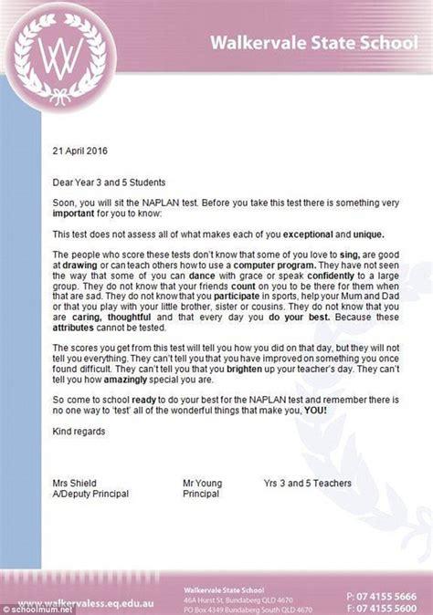 define comfort letter walkervale state school sends out heartwarming letter
