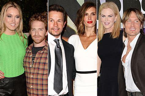 celebrity couples girl older than guy 10 celebrity couples with taller women shorter men