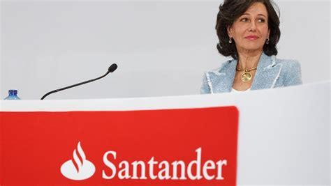 banco santander acciones dividendo la mayor 237 a de accionistas de santander cobra el dividendo