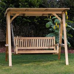patio bench swing veranda hanging teak porch swing westminster teak