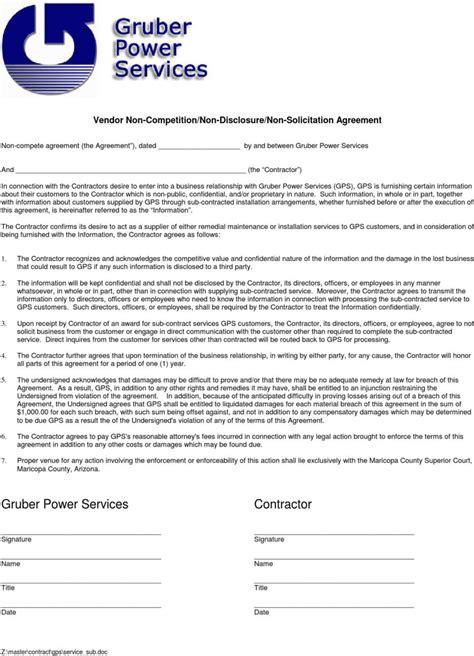 vendor agreement 575709 vendor contract template create