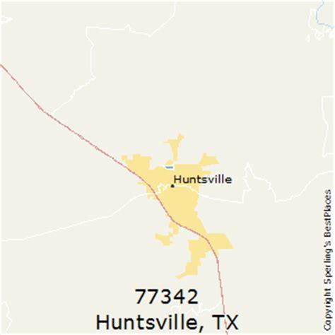 huntsville texas zip code map best places to live in huntsville zip 77342 texas