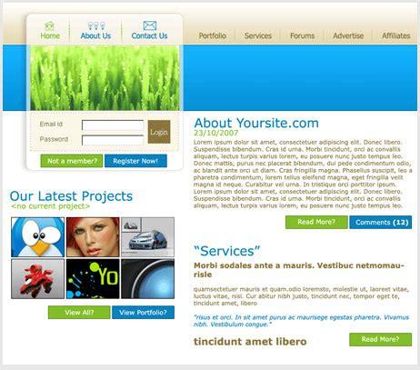 layout thiet ke web 27 b 224 i hướng dẫn thiết kế web layout với photoshop ntuts