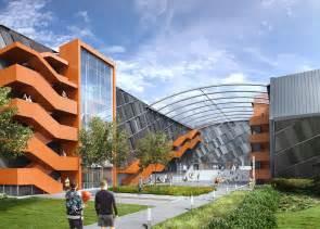 nike inc reveals design for world headquarters expansion