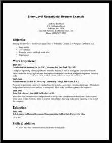 Sle Resume For A Highschool Student With No Experience by High School Student Resume No Experience