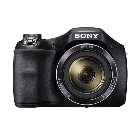 Kamera Sony Dsc H300 Baru jual sony dsc h300 kamera prosumer black harga kualitas terjamin blibli