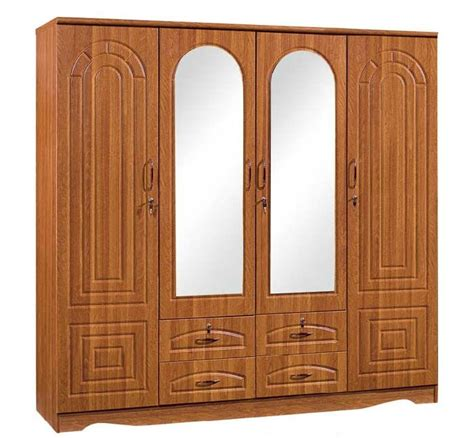 Wood Wardrobe With Mirror Wooden Wardrobe With Mirror Kt Tf86204 View Wooden