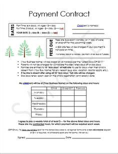 Late Payment Notice Printable For Child Care Childcare by Daycare Preschool Printables Washing Sign Infant