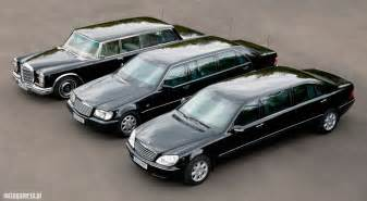 Mercedes Pullman Guard The Best Cars In The World The Mercedes S600 Pullman