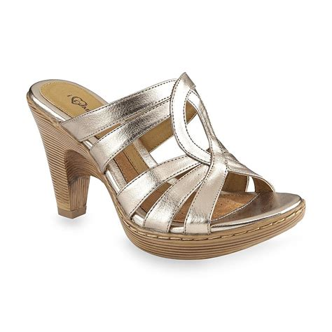comfort dress sandals i love comfort women s sol gold high heel dress sandal