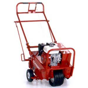 aerator rental the home depot