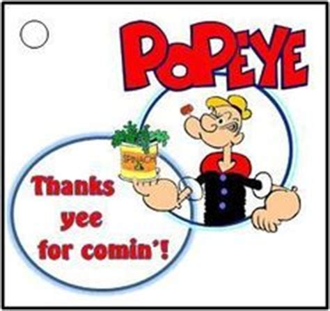 Happy Birthday Popeye by 1000 Images About Popeye On