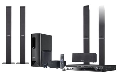panasonic sc ptw dvd home theatre system unveiled