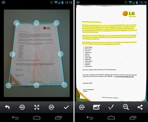 camscanner android free android apps for contractors and tradesmen