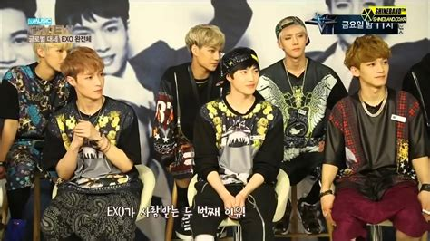 musical rooms interviews with musicians about their eng sub cc 130910 exo the music interview 더 뮤직 인터뷰 full